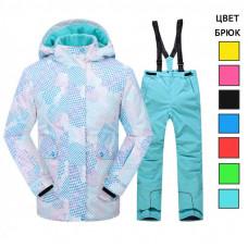 Горнолыжный костюм для девочки EZK-054