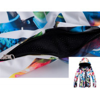 Лыжный женский костюм WE020-2