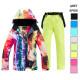 Лыжный костюм для женщин WE020-1, размер S - 2XL