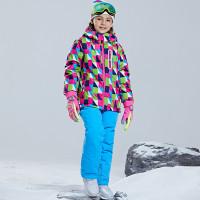 Горнолыжный костюм для девочки DM007