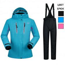 Женский горнолыжный костюм WE-003