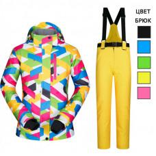 Женский горнолыжный костюм GK003