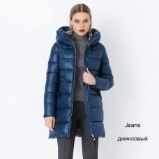 Зимнее женское пальто ZK122