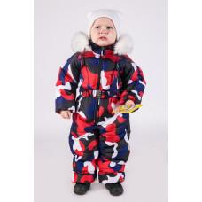 Детский горнолыжный комбинезон E000941-6