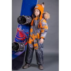 Горнолыжный комбинезон для мальчика E00146-17