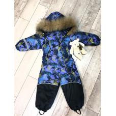 Детский горнолыжный комбинезон E00146-13