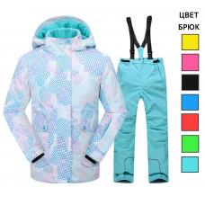 Горнолыжный костюм для девочки EZK-057