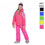 Горнолыжный костюм для девочки EZK-050-2