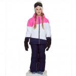 Горнолыжный костюм для девочки EZK-047