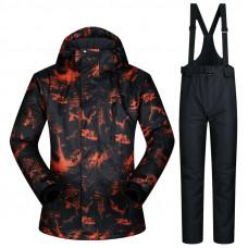 Мужской горнолыжный костюм MK117-1