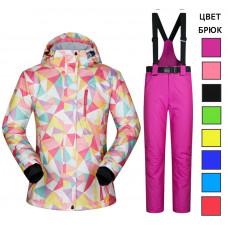 Женский горнолыжный костюм GK125