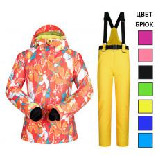 Женский горнолыжный костюм GK117