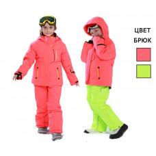 Горнолыжный костюм для девочки DM029