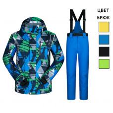 Мужской горнолыжный костюм MK115-1