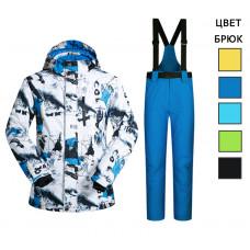 Мужской горнолыжный костюм MK116-1
