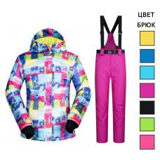 Женский горнолыжный костюм GK119