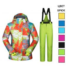 Женский горнолыжный костюм GK120