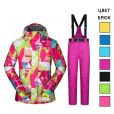 Женский горнолыжный костюм GK121