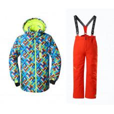 Горнолыжный костюм детский DM024-2