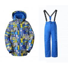 Горнолыжный костюм для мальчика DM024