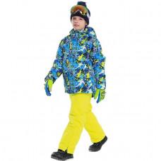 Горнолыжный костюм для мальчика DM003-1