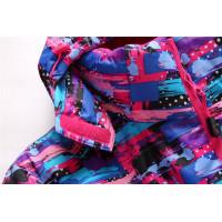 Горнолыжный костюм для девочки DM009