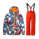 Горнолыжный костюм детский DM004-2