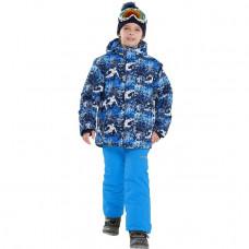 Горнолыжный костюм для мальчика DM003-2