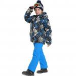 Горнолыжный костюм для мальчика DM001