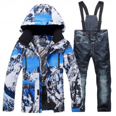 Горнолыжный костюм ZNK074-1