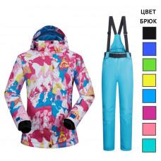 Женский горнолыжный костюм GK126