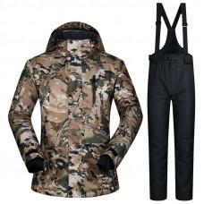 Мужской горнолыжный костюм MK119