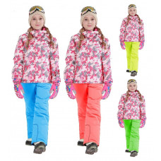 Горнолыжный костюм для девочки DM010-2